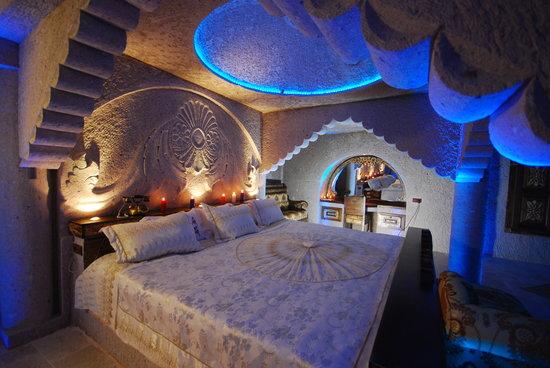 Gamirasu Cave Hotel: Roman king suite