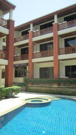 Sun Hill Hotel: Pool