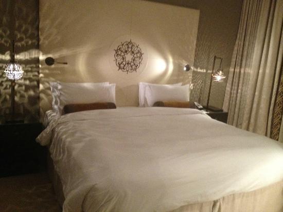 Shaza Al Madina: Bed