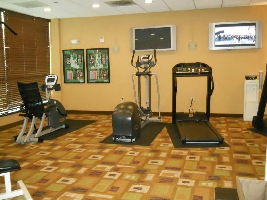Holiday Inn Express Baltimore at the Stadiums : Fitness Center