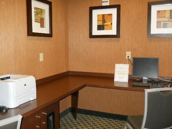 Holiday Inn Express Baltimore at the Stadiums : Business Center