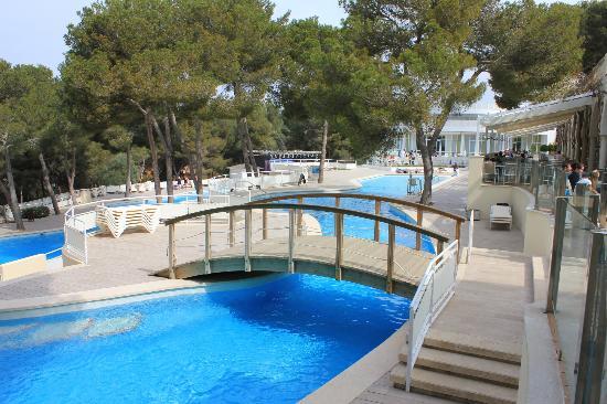 IBEROSTAR Club Cala Barca: Basen