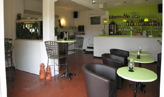 Abaca Ypua Hotel Restaurant : abaca ypua bidart bar
