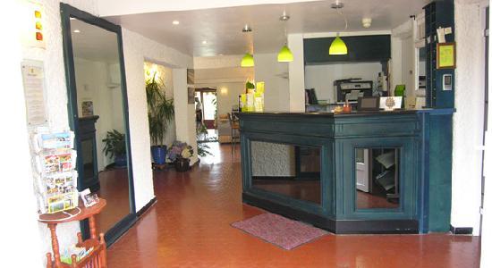 Abaca Ypua Hotel Restaurant : abaca ypua bidart accueil
