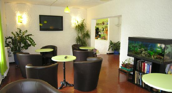 Abaca Ypua Hotel Restaurant : abaca ypua bidart salon