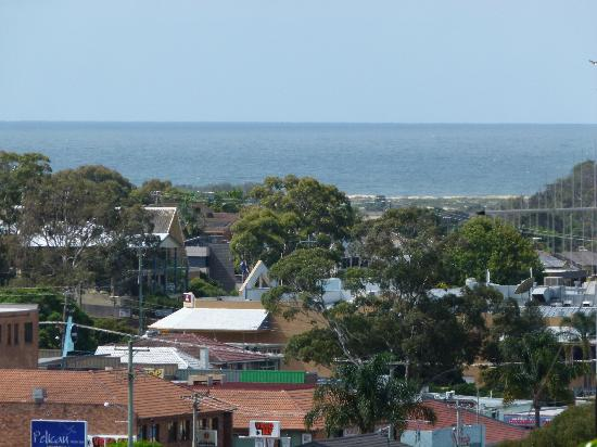 BEST WESTERN Sea Spray Motel Merimbula: view from balcony