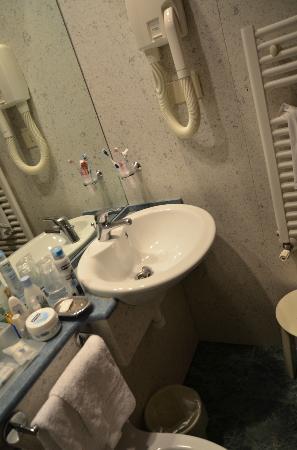 Montecarlo Hotel: ванная комната