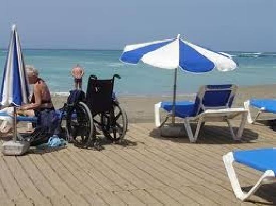 Playa de las Vistas : fantástica