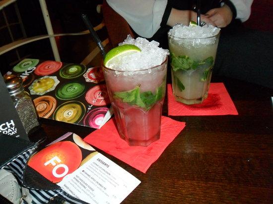 The Slug and Lettuce: good cocktails