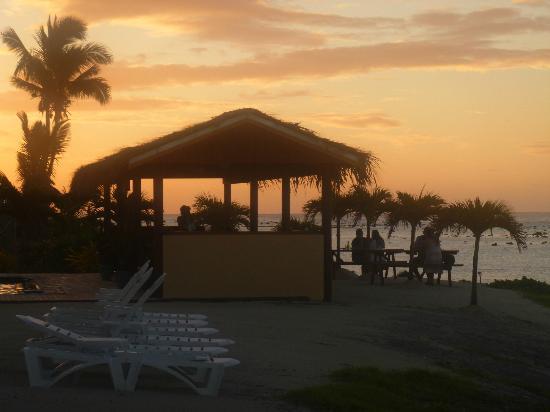 The Islander Hotel : Outdoor area
