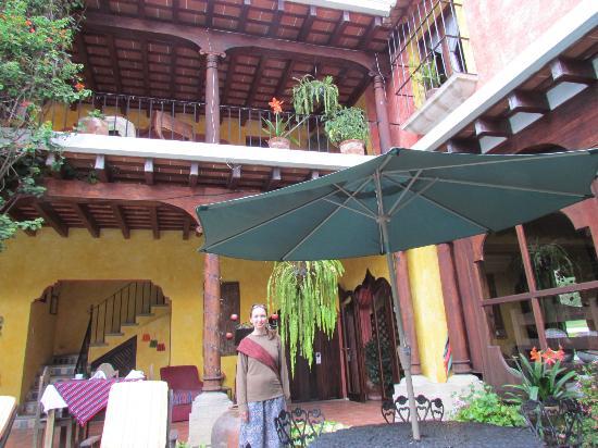 Hotel Palacio de Dona Beatriz: Breakfast area