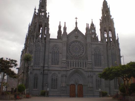 Arucas, Spagna: muy bonita