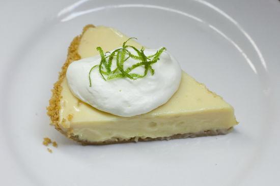Meadowlark Restaurant: key lime pie