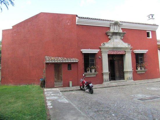 Hotel Palacio de Dona Beatriz: Main building