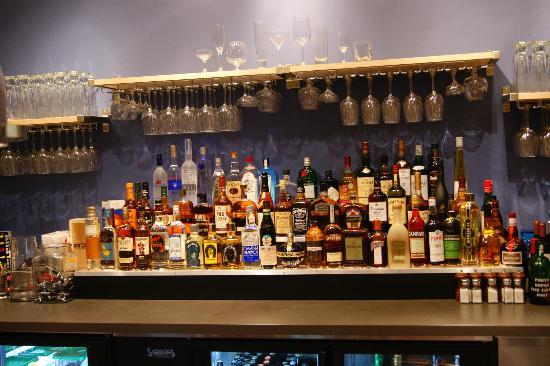 Meadowlark Restaurant: liquor