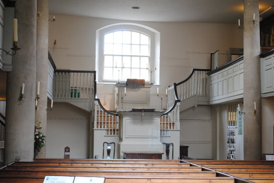 The New Room/John Wesley's Chapel