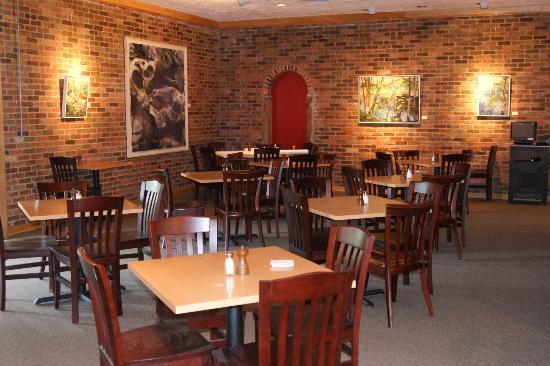 Meadowlark Restaurant Inside