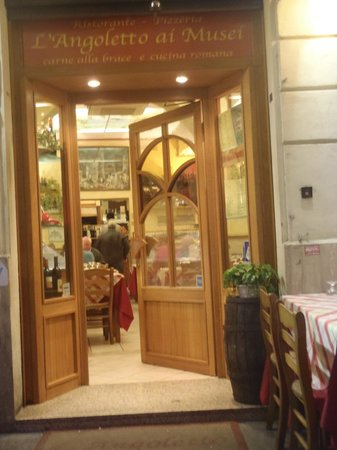 L'Angoletto ai Musei : One of the best meals of our trip
