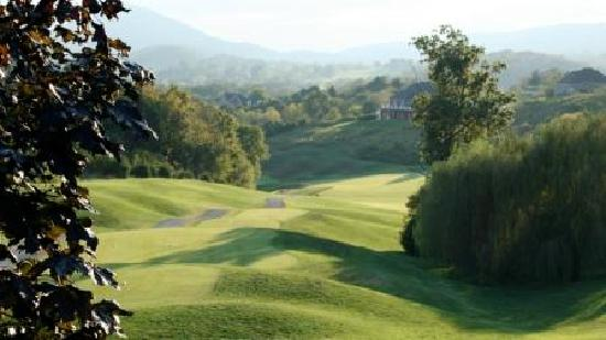 Woodlake Lodge: One of the Fantastic Tees: No. 10