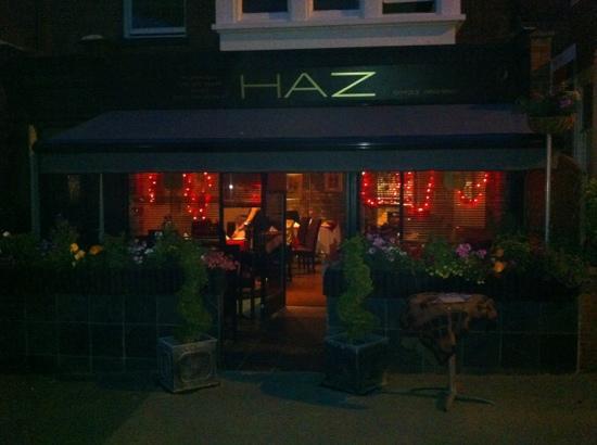 AZ Restaurant: HAZ