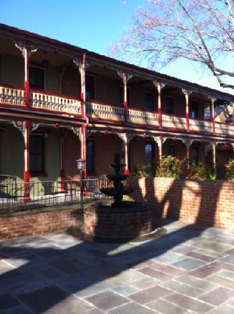 Main Street Inn: kutztown Inn