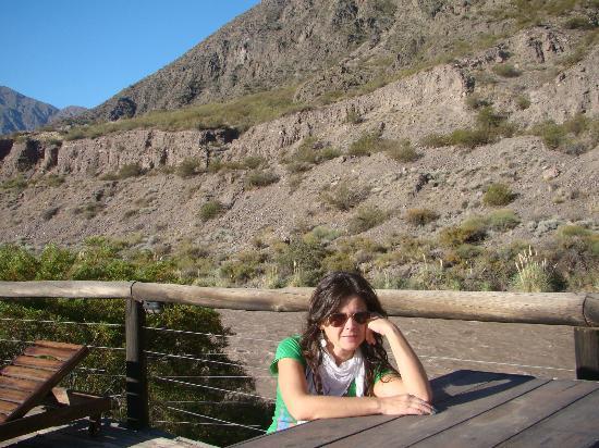 Cabanas Pueblo del Rio: zona de piscina