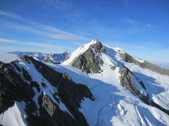 Fox & Franz Josef Heliservices: Breathtaking views!