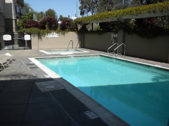 Fairfield Inn & Suites Temecula : Pool