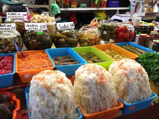 Central Market (Centraltirgus): pickled awesome!