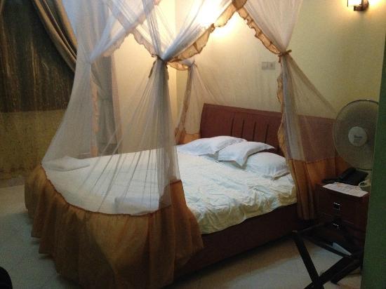 Hotel Kipepeo: Room Pic 3
