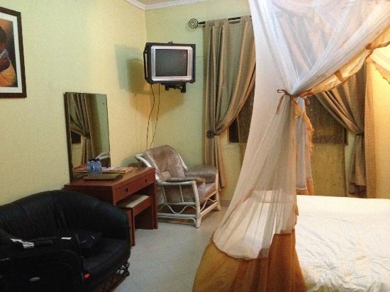 Hotel Kipepeo: Room Pic 4