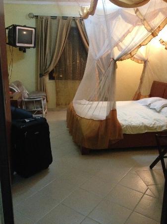 Hotel Kipepeo: Room Pic 5