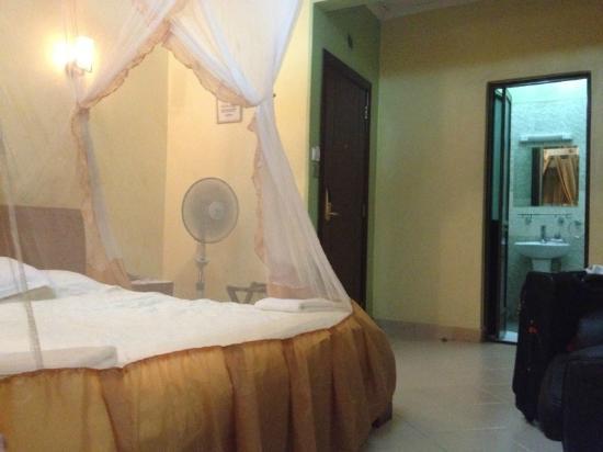 Hotel Kipepeo: Room Pic 1