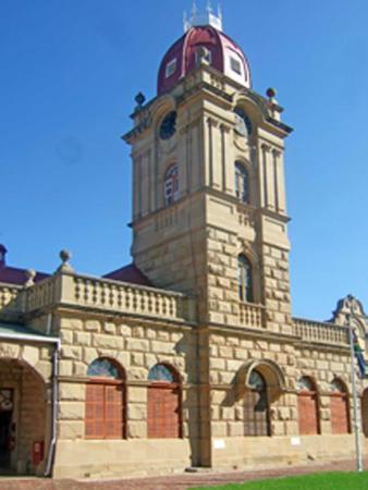 C.P Nel Museum : Former school - now the CP Nel Museum