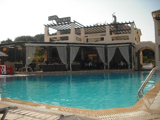 Amazing Pool Picture Of Palmar Apartments Sidari
