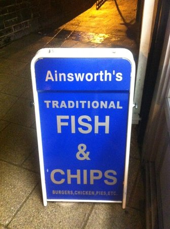 ‪Ainsworths Traditional Fish & Chips‬