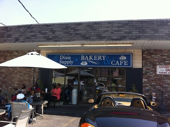 Photo of American Restaurant Dixie Supply Bakery & Cafe at 62 State Street, Charleston, SC 29401, United States