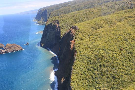 Four Seasons Resort Hualalai: Helicopter trip