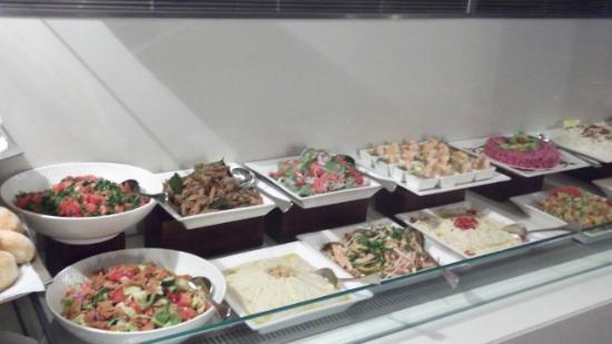 Centro Sharjah: dinner