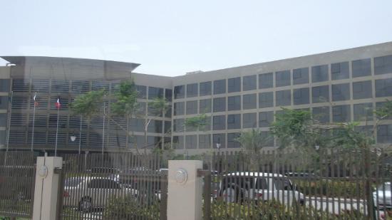 Centro Sharjah: hotel facade