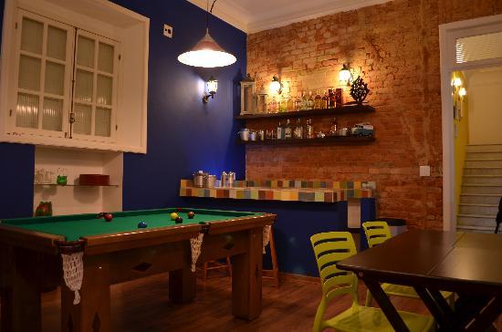 Bossa in Rio Hostel: Bar