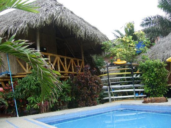 Hostel Viejamar Surf : Main cabana