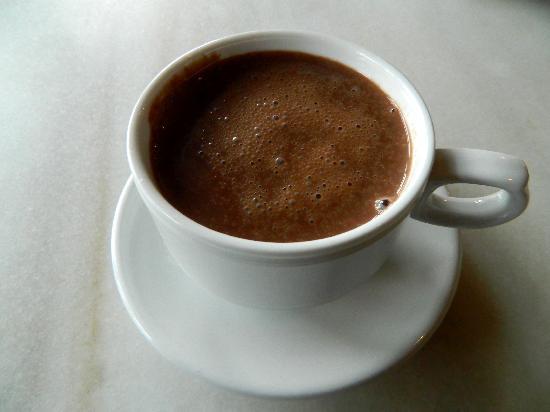 La Concepcion: el chocolate caliente