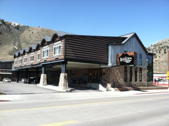 The Lexington at Jackson Hole: good stay- great location!