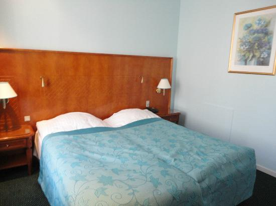 Hotel Du Nord Copenhagen: Bed