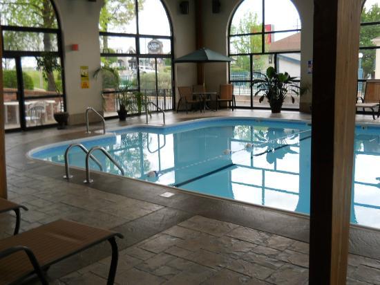 BEST WESTERN Music Capital Inn: Pool