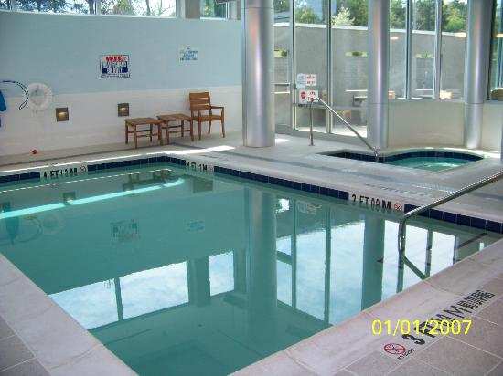 Hotel Indigo Raleigh Durham Airport at RTP: Pool & Hot Tub
