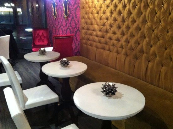 classy ambience at sweet hereafter!