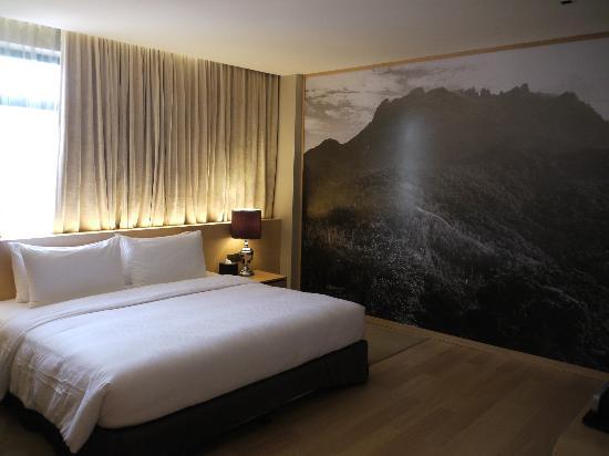 """Horizon Hotel: so called """"Junior Suite"""""""