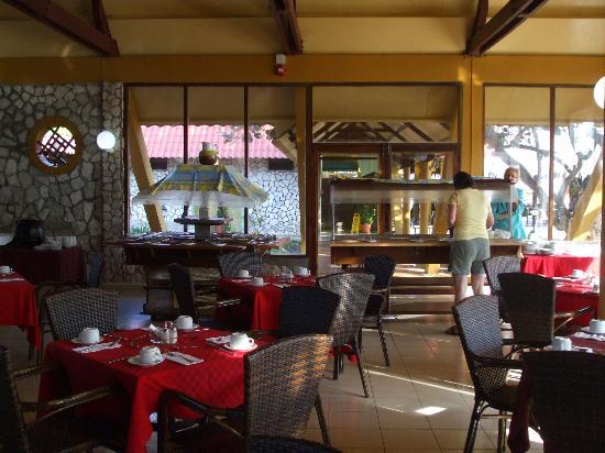 Islazul Villa Don Lino : dining room